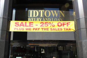 Promotional Sale Banner